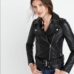 Madewell Ultimate Leather Jacket